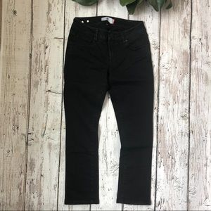 CAbi Black New Crop Pants Size 2